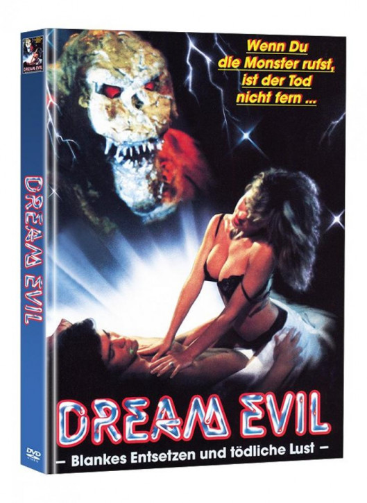 Dream Evil - Limited Mediabook Edition (Super Spooky Stories #61) [DVD]