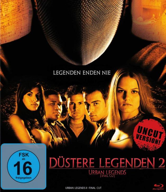 Düstere Legenden 2 - Uncut Kinofassung [Blu-ray]