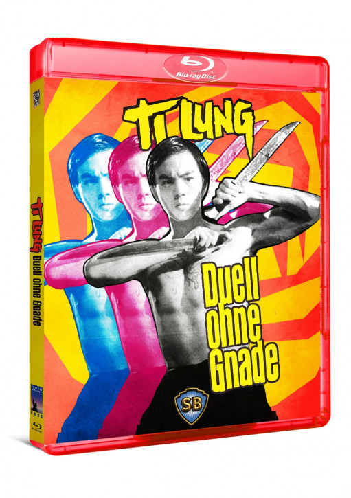 Duell ohne Gnade [Blu-ray]