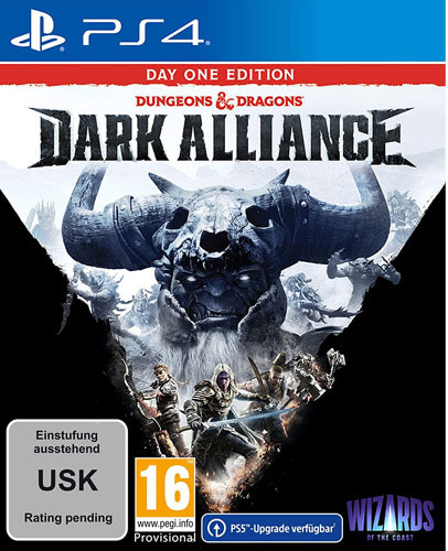 Dungeons & Dragons Dark Alliance [PS4]