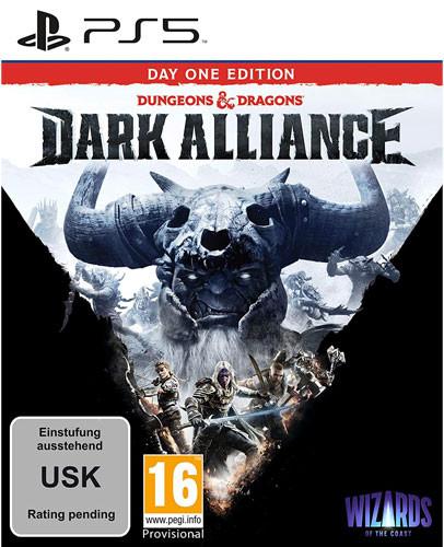 Dungeons & Dragons Dark Alliance [PS5]