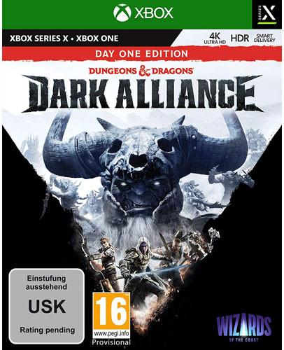 Dungeons & Dragons Dark Alliance [Xbox Series X]