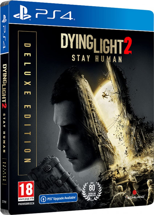 Dying Light 2 Stay Human - Deluxe Edition [PS4]