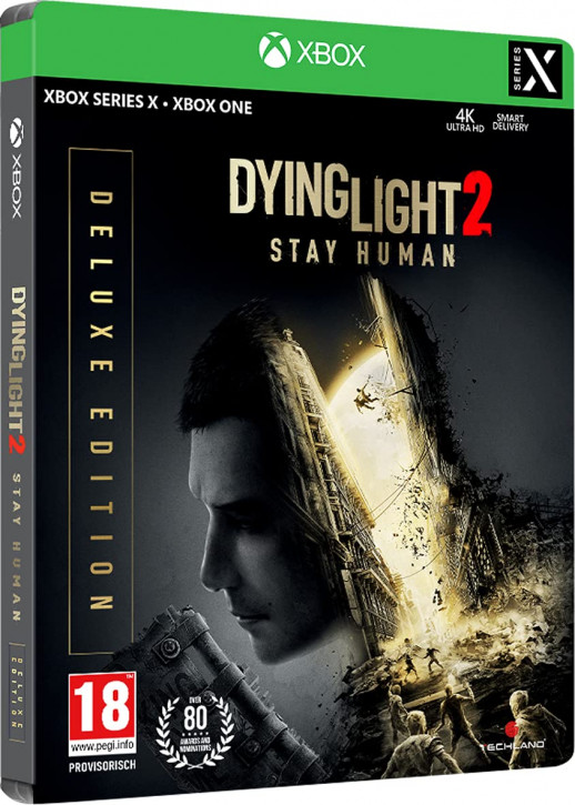 Dying Light 2 Stay Human - Deluxe Edition [Xbox Series X]
