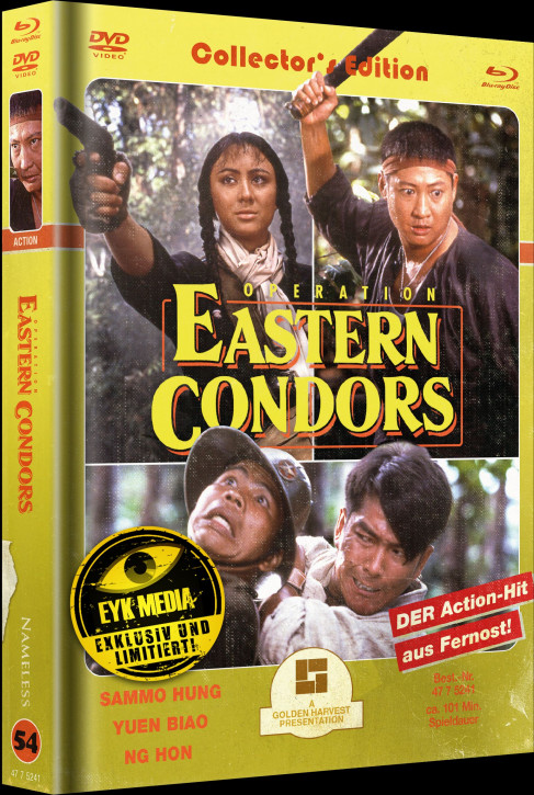 Eastern Condors - Limited Mediabook - Cover C [Blu-ray+DVD]
