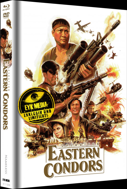 Eastern Condors - Limited Mediabook - Cover D [Blu-ray+DVD]