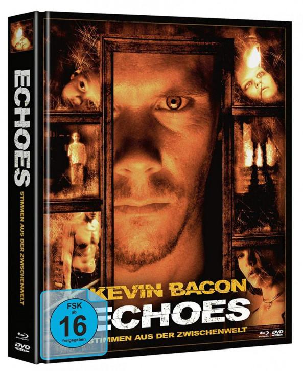 Echoes - Stimmen aus der Zwischenwelt - Limited Mediabook Edition - Cover A [Blu-ray+DVD]