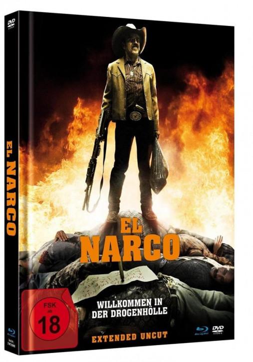 El Narco (El Infierno) - Mediabook [Blu-ray+DVD]