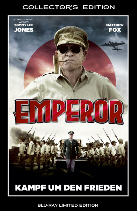 Emperor - grosse Hartbox [Blu-ray]