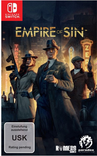 Empire of Sin [Nintendo Switch]