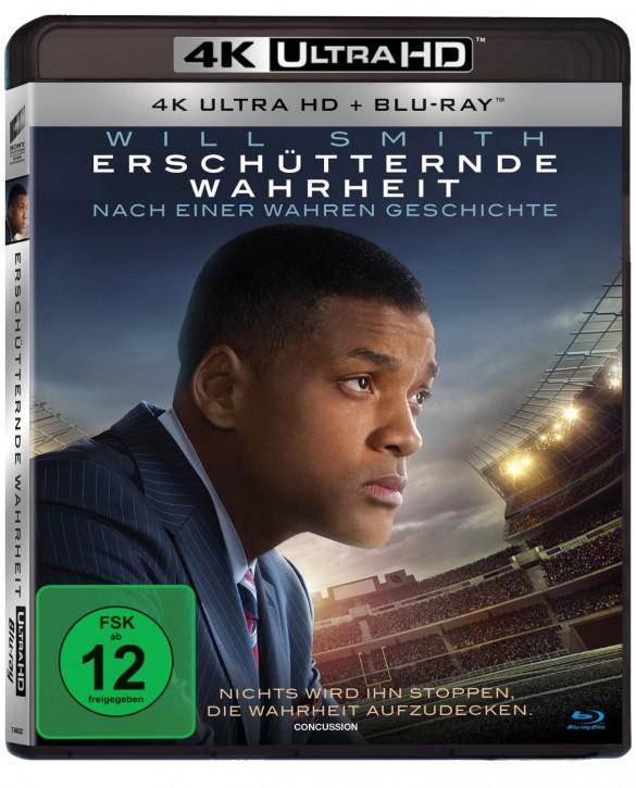 Erschütternde Wahrheit [4K UHD Blu-ray]