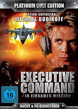 Executive Command - (Platinum-Cult-Edition) [Blu-ray]
