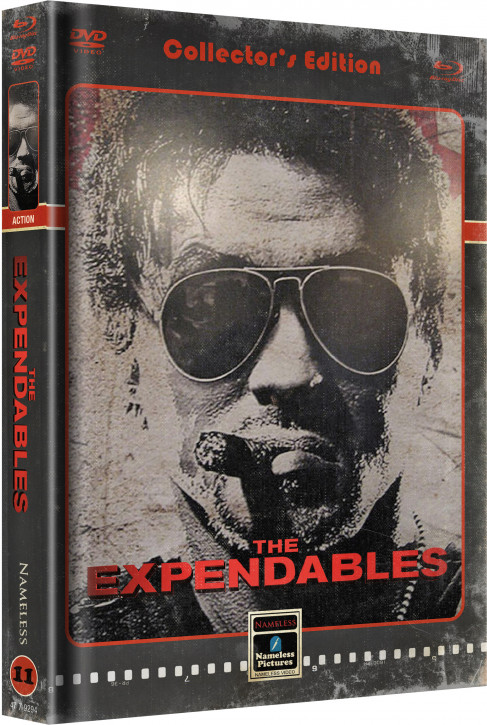 The Expendables - Limited Mediabook Edition - Cover B [Blu-ray+DVD]