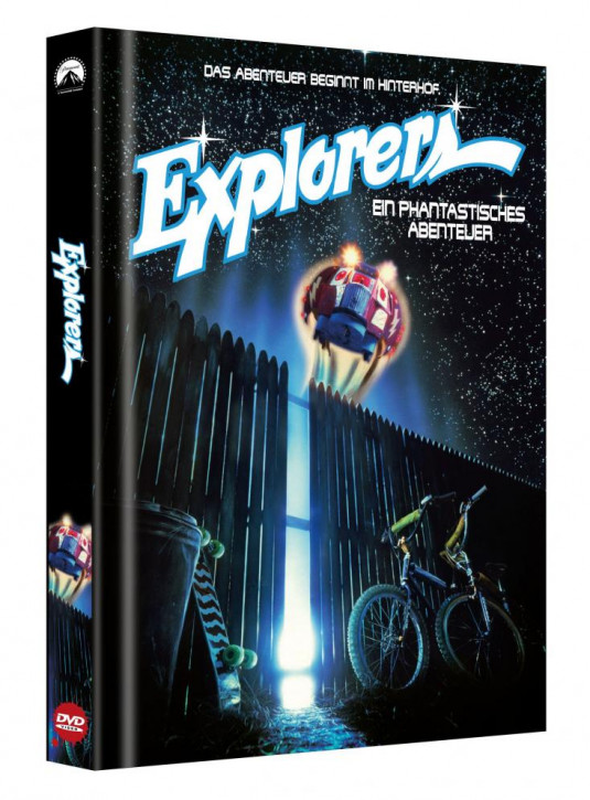 Explorers  - Limited Collector's Edition - Cover A [DVD]