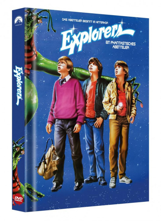 Explorers  - Limited Collector's Edition - Cover B [DVD]