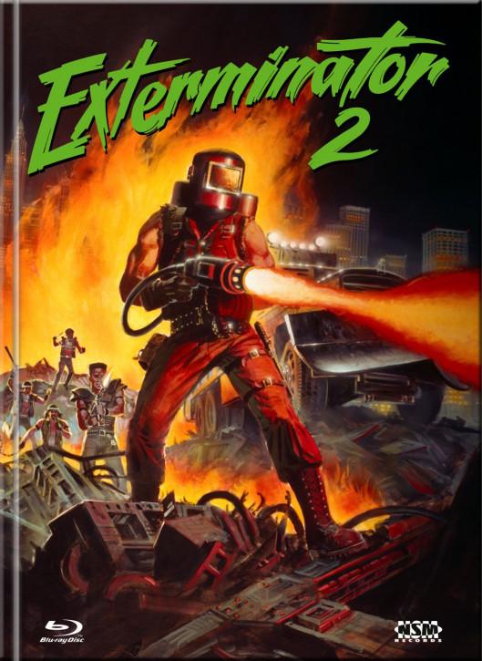 Exterminator 2 - Mediabook - Cover A [Blu-Ray+DVD]