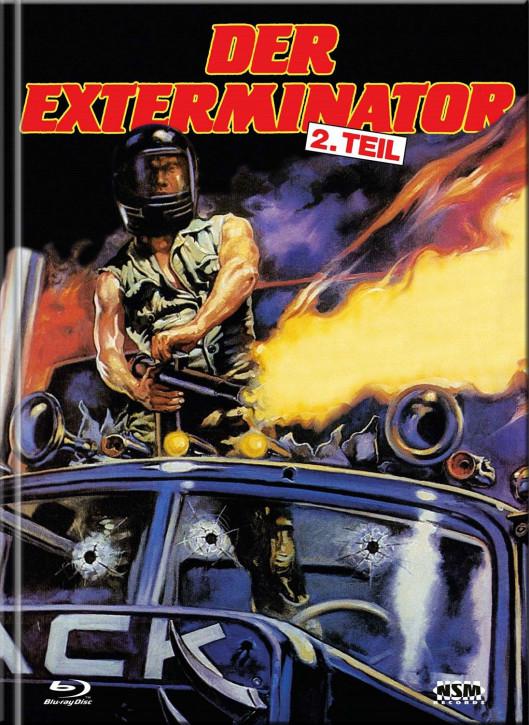 Exterminator 2 - Mediabook - Cover B [Blu-Ray+DVD]