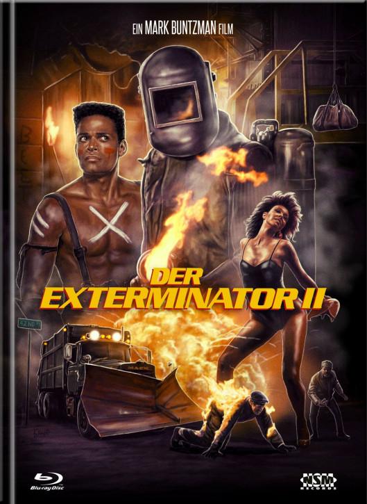 Exterminator 2 - Mediabook - Cover C [Blu-Ray+DVD]
