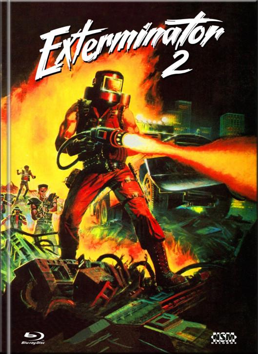 Exterminator 2 - Mediabook - Cover D [Blu-Ray+DVD]