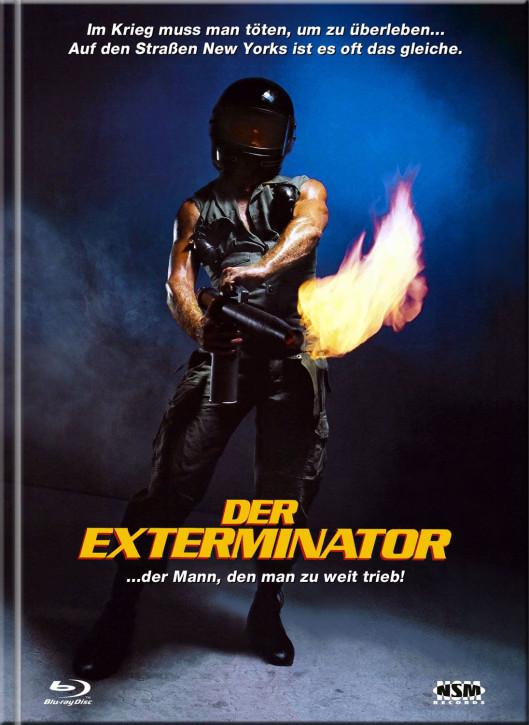 Der Exterminator - Mediabook - Cover A [Blu-Ray+DVD]
