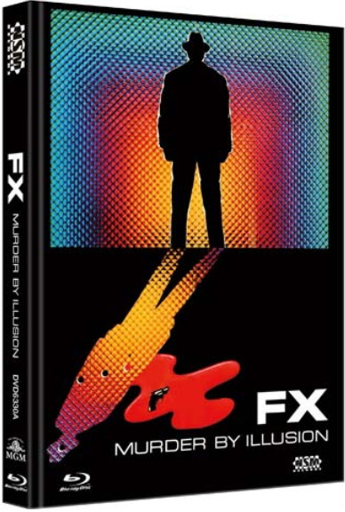 F/X - Tödliche Tricks - Limited Collector's Edition - Cover A [Bluray+DVD]