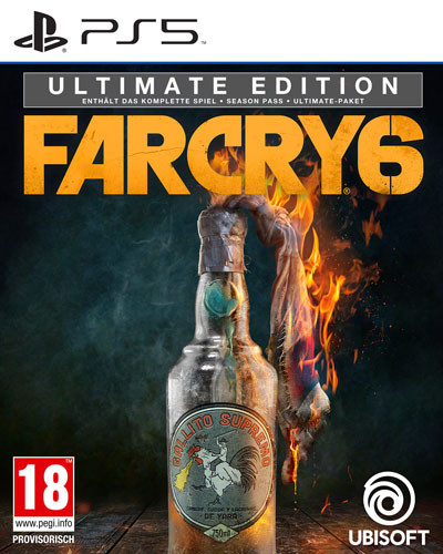 Far Cry 6 - Ultimate Edition [PS5]