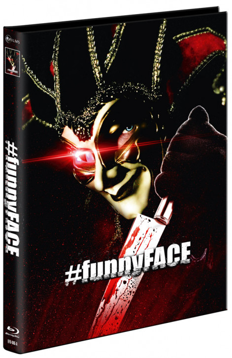 #FunnyFace - Limited Mediabook Edition - Cover A [Blu-ray+DVD]