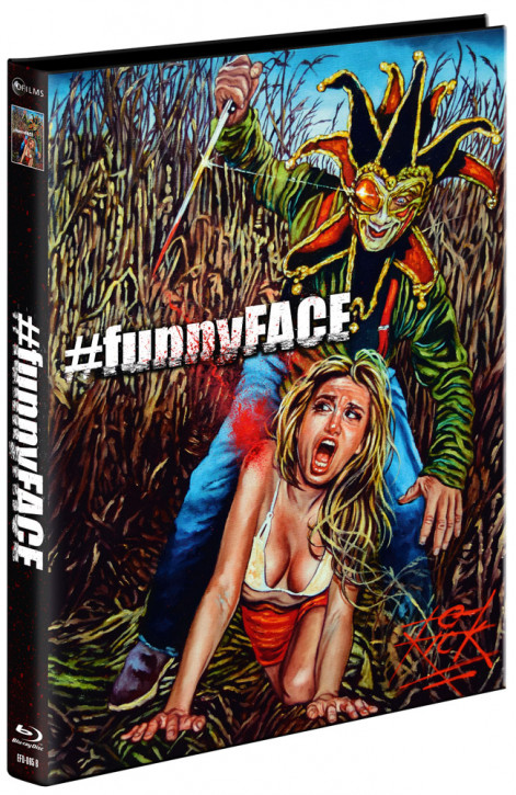 #FunnyFace - Limited Mediabook Edition - Cover B [Blu-ray+DVD]