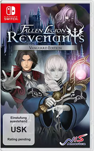Fallen Legion Revenants - Vanguard Edition [Nintendo Switch]