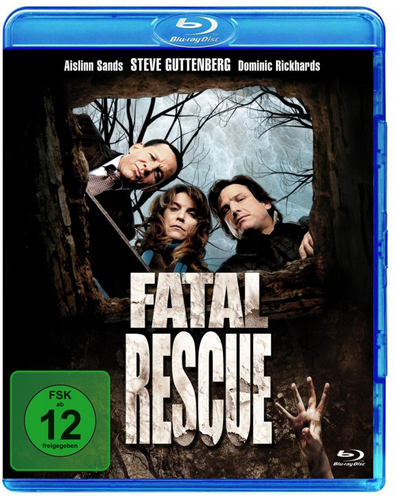 Fatal Rescue [Blu-ray]