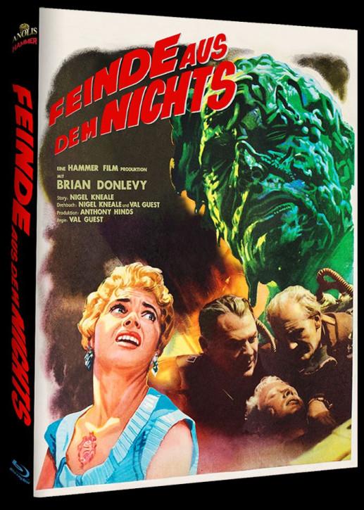 Feinde aus dem Nichts - Hammer Edition Nr. 29 - Cover A [Blu-ray+DVD]