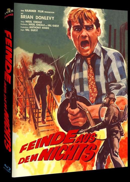 Feinde aus dem Nichts - Hammer Edition Nr. 29 - Cover B [Blu-ray+DVD]
