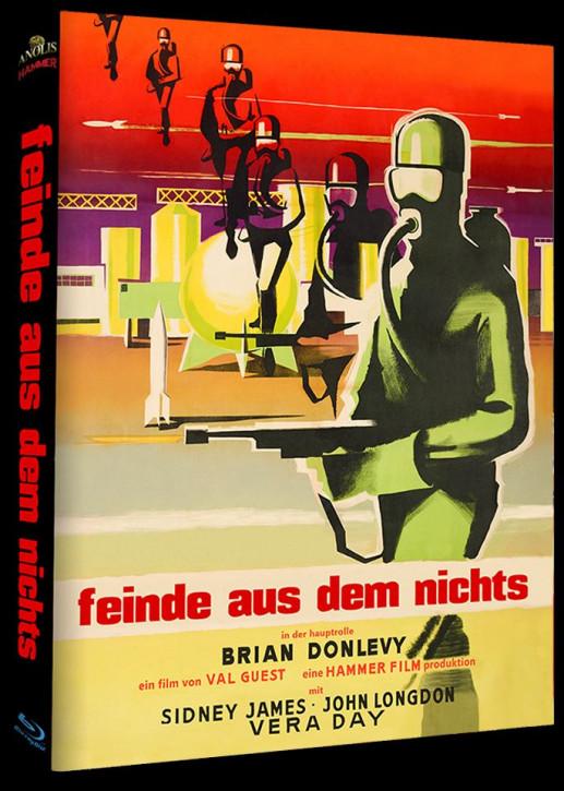 Feinde aus dem Nichts - Hammer Edition Nr. 29 - Cover C [Blu-ray+DVD]