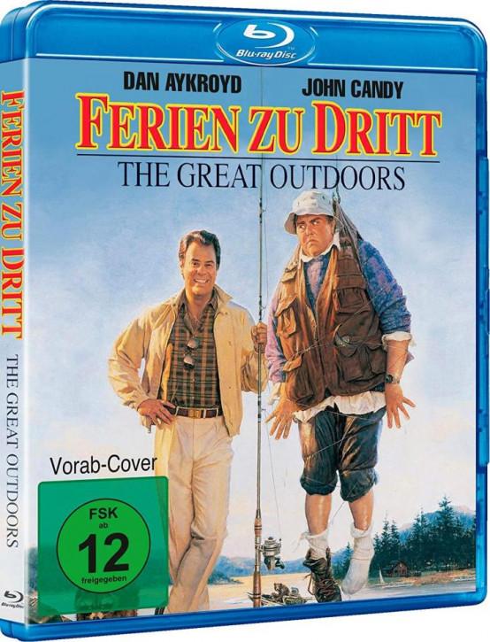 Ferien zu Dritt [Blu-ray]