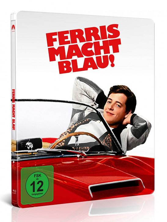 Ferris macht blau - (Steelbook) [Blu-ray]