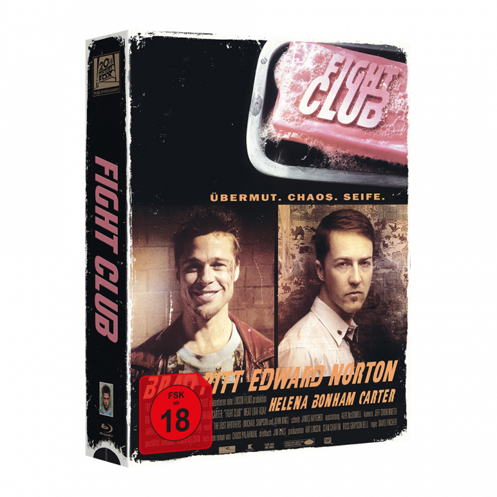 Fight Club - Tape Edition [Blu-ray]