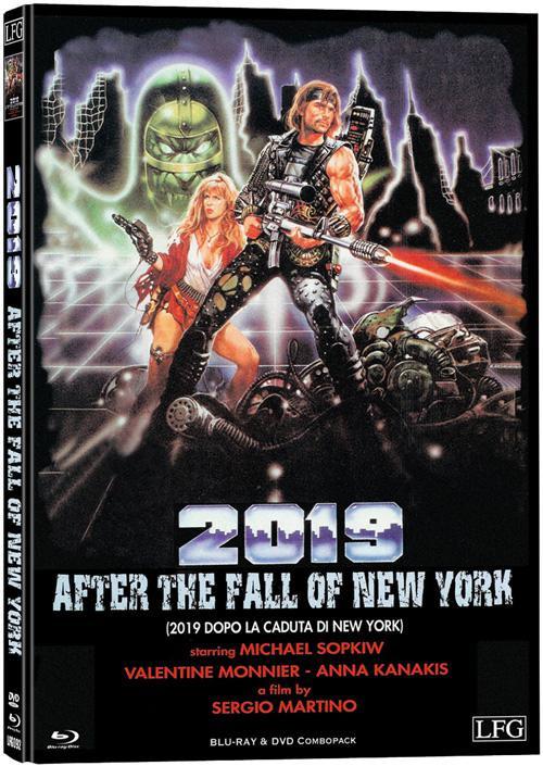 Fireflash - Mediabook - Cover C [Blu-ray+DVD]