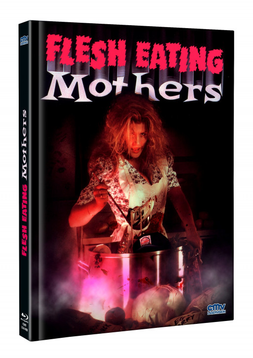Flesh Eating Mothers - Mediabook [Blu-ray+DVD]