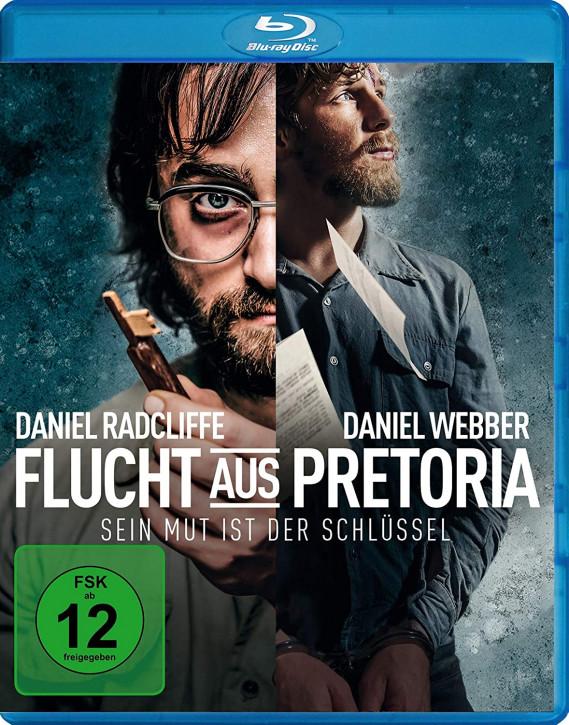 Flucht aus Pretoria [Blu-ray]
