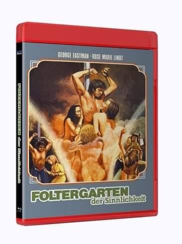 Foltergarten der Sinnlichkeit [Blu-ray]