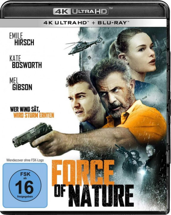 Force of Nature [4K UHD+Blu-ray]