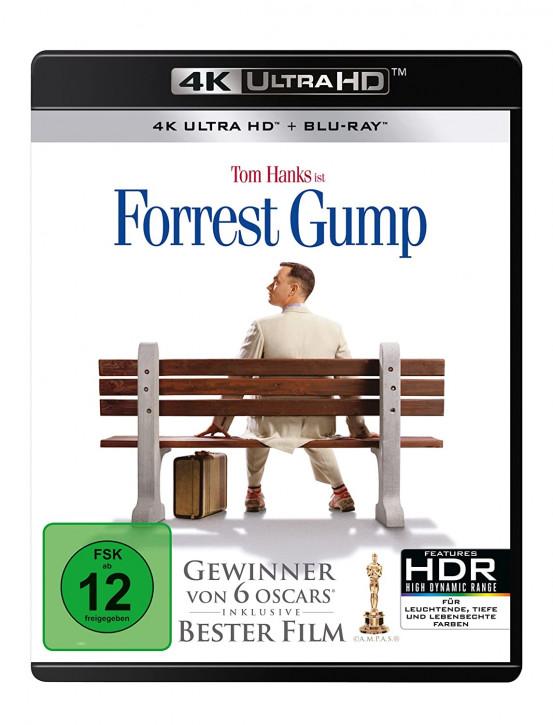 Forrest Gump [4K UHD+Blu-ray]