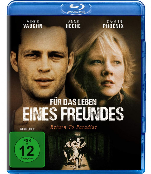 Für das Leben eines Freundes [Blu-ray]