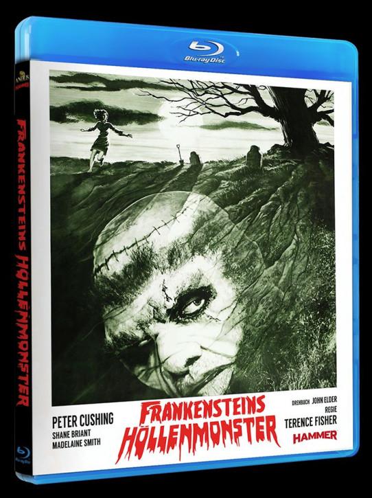 Frankensteins Höllenmonster [Blu-ray]