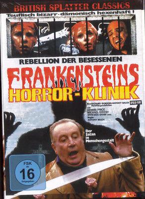 Frankensteins Horror-Klinik - Limited Mediabook [DVD]