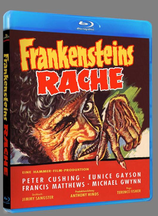 Frankensteins Rache [Blu-ray]
