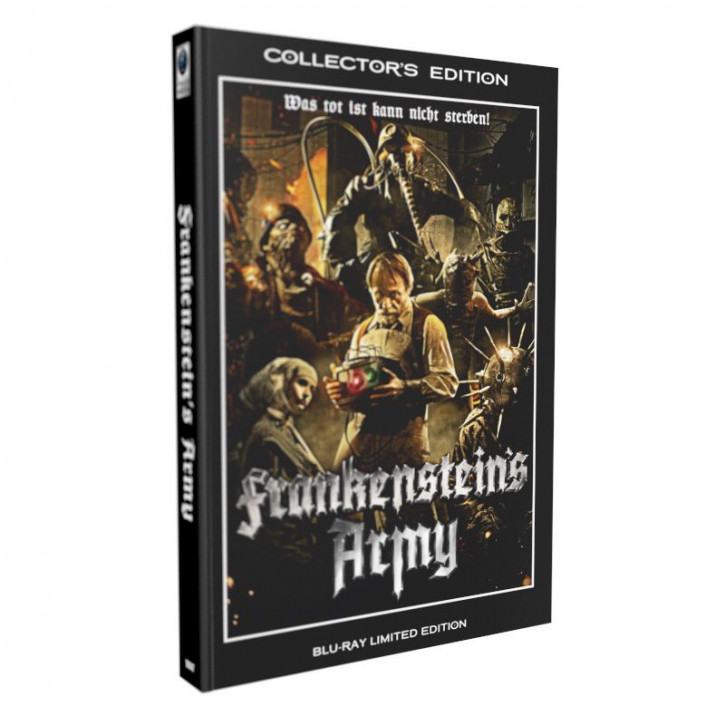 Frankensteins Army - grosse Hartbox [Blu-ray]