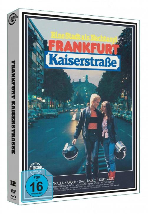 Frankfurt Kaiserstrasse - Edition Deutsche Vita # 12 [Blu-ray+DVD]