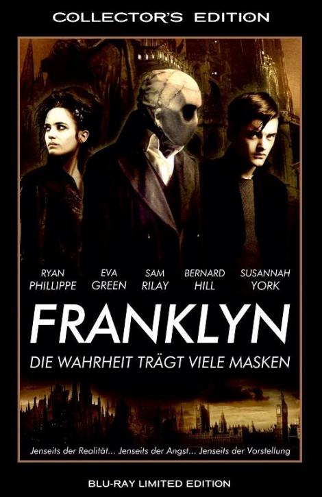 Franklyn - Die Wahrheit trägt viele Masken - grosse Hartbox [Blu-ray]