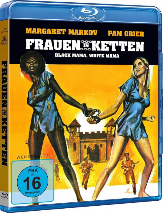 Frauen in Ketten - Black Mama, White Mama [Blu-ray]